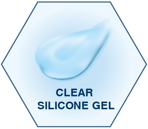 Clear Silicone Gel